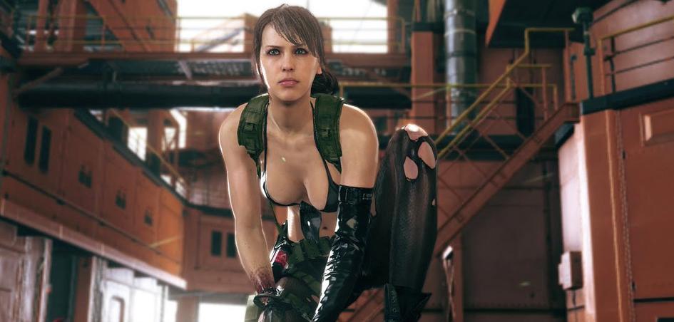 Metal Gear Solid V e o estereótipopersonificado